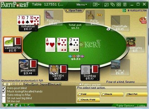 Ipad texas holdem app