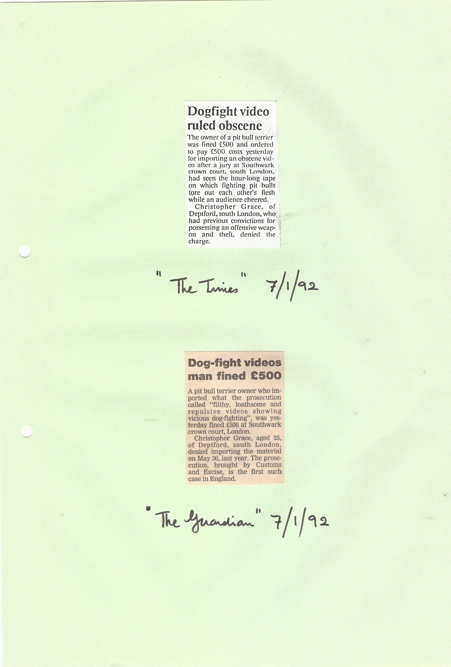 1 Copy letter David WebbNCROPA to HPF
