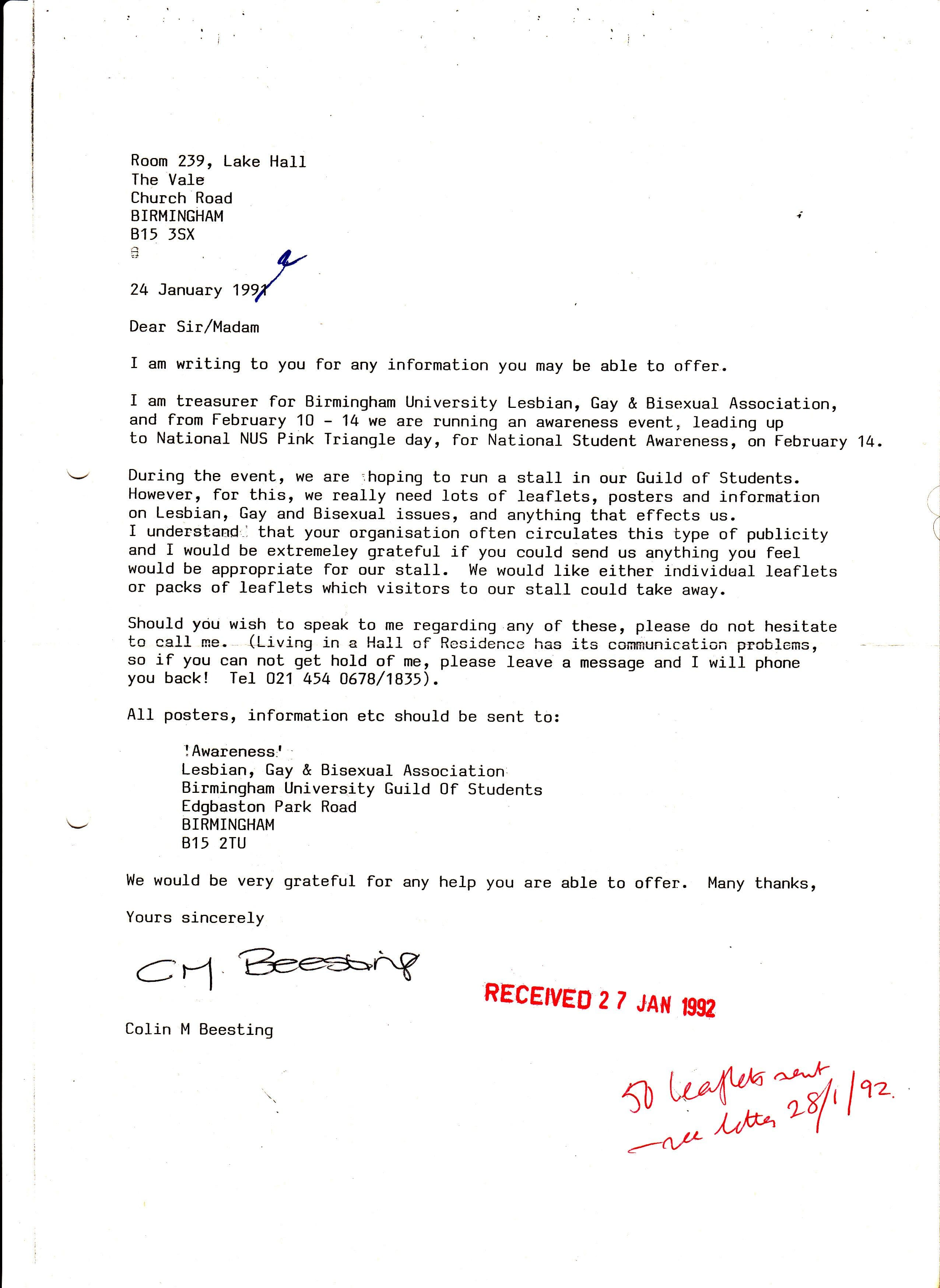 The ncropa archive 1992 the above is the first two pages of a five page letter the observant reader will notice a discrepancy with the dates the date given by david webb is to be altavistaventures Image collections